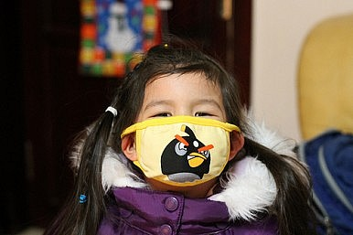 Shanghai Considers Providing Face Masks to Citizens