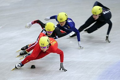 Short Track Speed Skating: Asia's Winter Olympics Discipline