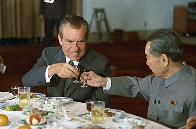 How Richard Nixon Would Deter China