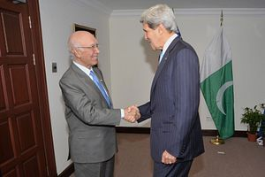 Pakistan-U.S. Dialogue Welcomed Ahead of 2014 Drawdown
