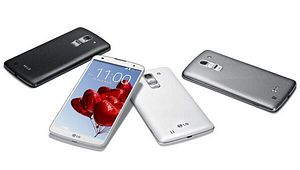 Note 3 Killer? LG G Pro 2 Unveiled in South Korea