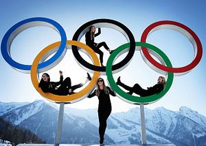Sochi Olympics Cast Spotlight On Russia's LGBT Discrimination