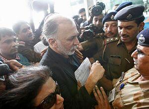 Tarun Tejpal: Disgraced Indian Editor Charged with Rape