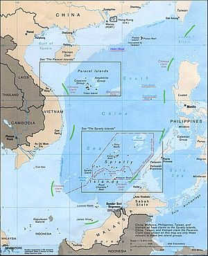 China's Lawful Position on the South China Sea