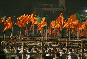 India's BJP Struggles Between Development and Religion