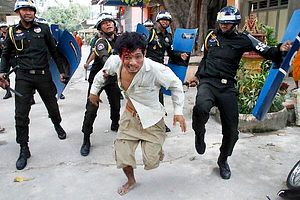 Protests, Strikes Continue in Cambodia