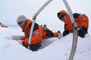 China Sees Arctic Race Heating Up