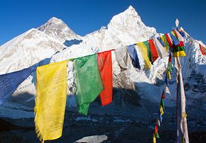 Mount Everest: Soldiers and Police Officers to Keep the Peace at Base Camp