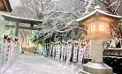 Record-Breaking Snowstorm in Japan Grinds Transportation to a Halt, Kills 12