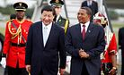 A U.S.-China Summit Diplomacy Rivalry