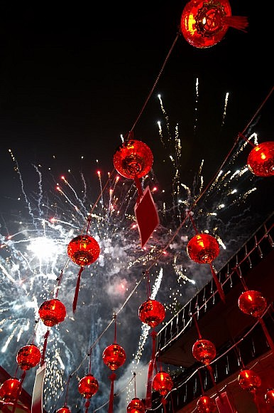 Chinese New Year: Increasingly Traditional, Increasingly Global