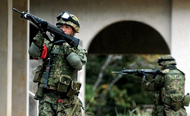 Japanese Government Panel Likely To Recommend Lifting Collective Defense Ban