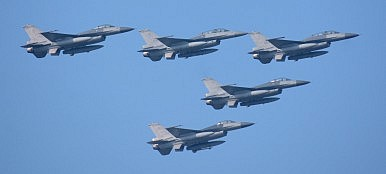 Turbulence Ahead for Taiwan's F-16 Upgrade Program?