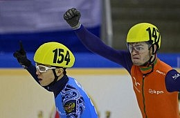 "Viktor Ahn: South Korean Speed Skater ""Defects"" to Russia"
