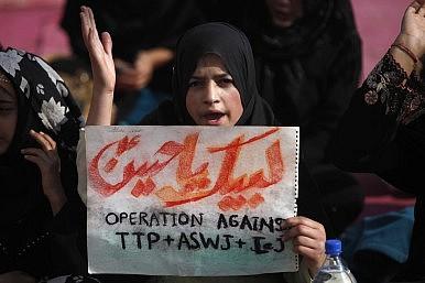 Pakistan: Combating the Terror