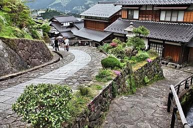 Japan's Rural-Urban Divide