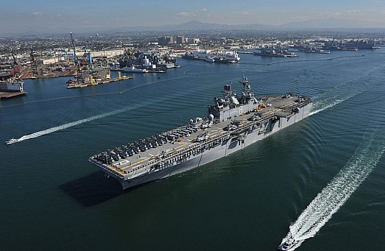 Measuring Naval Power Bigger Ain T Always Better The