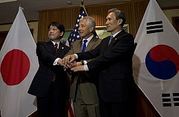 The Weakest Link: How China Seeks to Destabilize the US-ROK-Japan Triangle