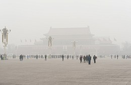 Red Alert: Beijing Warns of Heavy Air Pollution