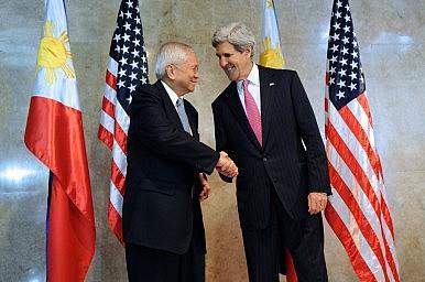 US Challenges China's Nine-Dash Line Claim