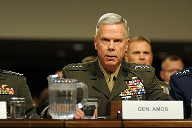 Marine Corps Chief: Not Sure About Asia Force Posture
