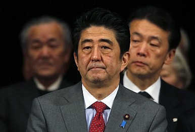 Shinzo Abe's Nationalist Strategy