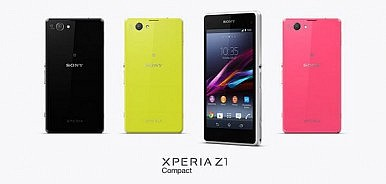 Xperia Z1 Compact vs. HTC One Mini vs. Galaxy S4 Mini