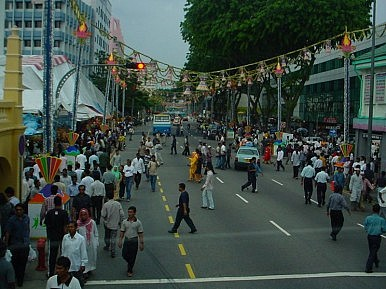New Singapore Law Will Not Keep Peace in Little India