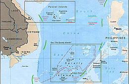 Vietnam, China Clash Over Oil Rig in South China Sea