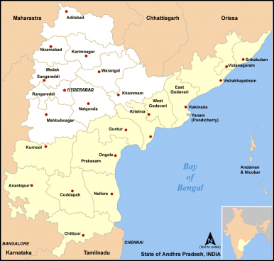 India Adds A 29th State