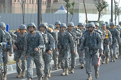 Demographics, Technology and Defense in South Korea
