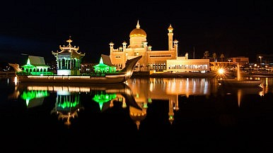 Brunei's Royal Partiers May Have To Curb Their Enthusiasm