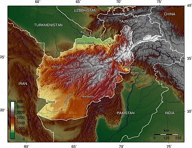 China in Afghanistan: All About Xinjiang Now?