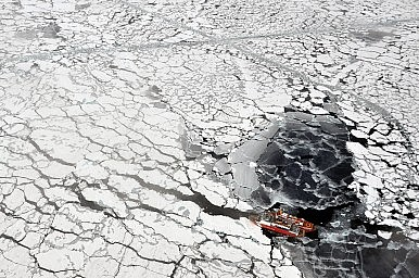 Asian Giants Look to the Arctic