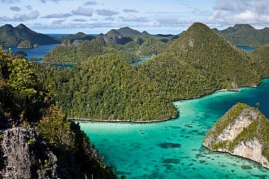 Climate Change Could Lead to the Disappearance of 1,500 Indonesian Islands