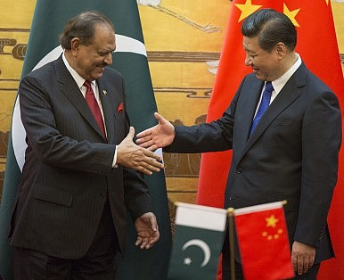 The Pakistan-China Corridor