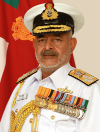 Indian Naval Chief Resigns Following Series Of Accidents