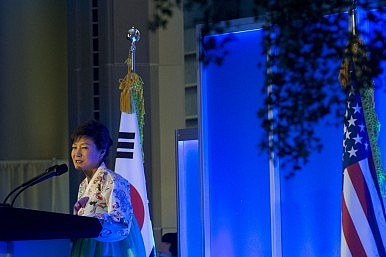 Park Warns South Korea: Change or Perish