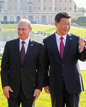 China and Russia Sign Massive Natural Gas Deal