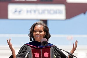 Michelle Obama Will Visit China This Month