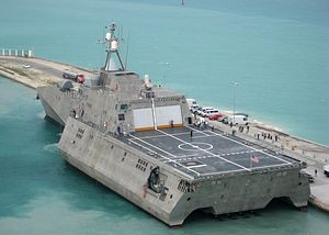 US, Japan to Jointly Develop Littoral Combat Ship