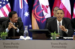 Trans-Pacific Partnership: Time for Some American Hustle
