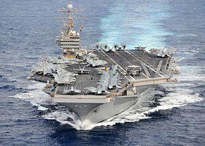 How U.S. Military Power Benefits China