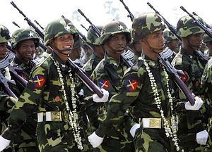 The Tatmadaw's Divide-and-Rule Tactics in Myanmar