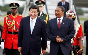 Could China and Japan Work Together in East Africa?