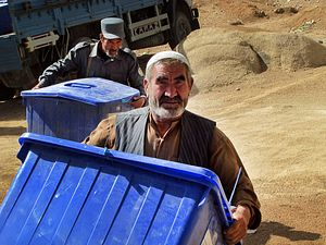 Afghanistan's Flawed Elections: Not All Karzai's Fault