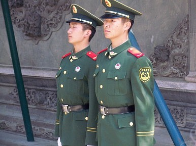 China's Xinjiang Province Eyes Anti-Terrorism Law