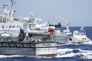 Taiwan Asserts Itself in East China Sea