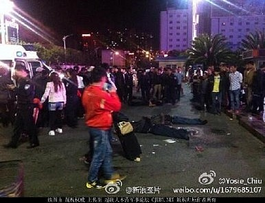 Horrific Knife Attack in China Leaves 33 Dead
