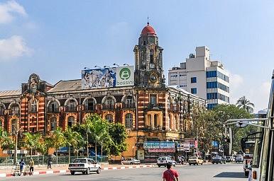Preserving Indian Heritage in Myanmar